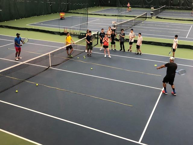 Winter Tennis Registration has begun!